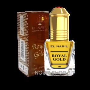 Musk royal gold 5ml