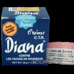 Diana Cream tegen sproeten