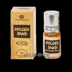 Golden sand 3ml