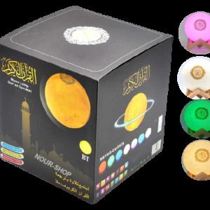 Koran Bluetooth Speakers koran maan lamp Kleurrijke Afstandsbediening maan licht Klein Maanlicht LED Nachtlampje koran led lamp