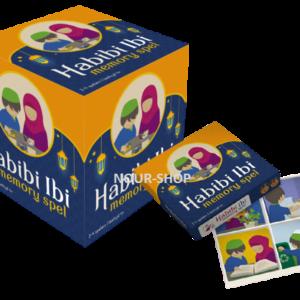 Memoryspel voor Habibi Ibi