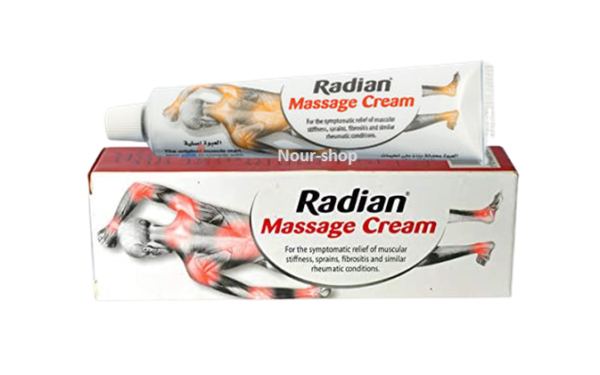 Radian Massage Cream
