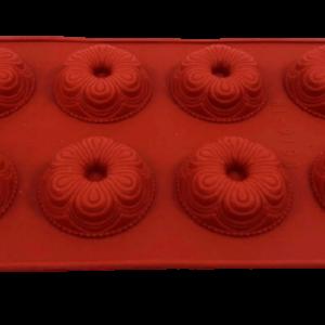 Siliconen bakvorm taart