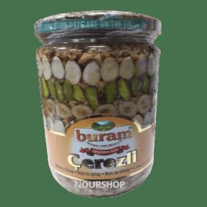Honing met gedroogd fruit 750g-BURAM