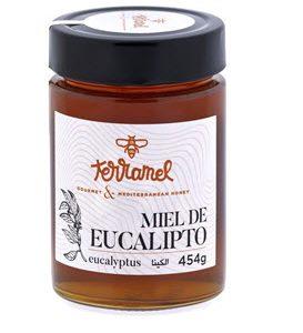 Eucaluptus honing 454 g