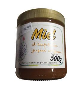 """Wolfsmelkhoning, in het Arabisch ook wel """"dagmus"""" genoemd, wordt geproduceerd uit de bloemen van de stekelige aloë vera plant, een doornige plant die vooral in Marokko groeit"""